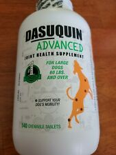 Dasuquin ADVANCED for Large Dogs Over 60 Lbs 140 Tablets Count