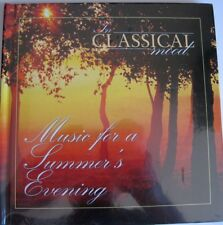 In Classical Mood: Music For A Summer's Evening, CD & Book Combo New Sealed Cond