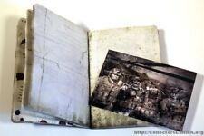 Call Of Duty Modern Warfare 3 Collectible Field Journal Book + Artcards RARE NEW