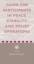 Guide for Participants in Peace, Stability, And Relief Operations-ExLibrary