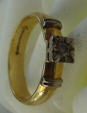 real 18ct yellow white gold round traditional petal shape diamond cluster ring