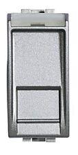 BTICINO LIGHT TECH CONNETTORE DATIRJ45 CATEGORIA 5E UTP NT4279/5E