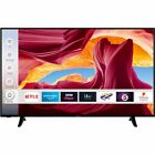 Techwood 55AO9UHD 55 Inch TV Smart 4K Ultra HD LED Freeview HD Dolby Vision