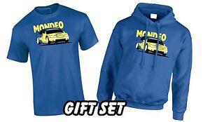 Lumipix Ford Mondeo V6 BTCC Mens Race Car T-Shirt / Hoodie / Gift Set