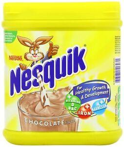 Nestle Nesquik Complementing Milk, Chocolate Flavour - 500g