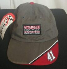 Men's Jimmy Spencer #41 Target Racing Multicolor Baseball Hat Chase Authentic