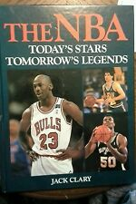 The nba today's stars tomorrow's legends hardcover book