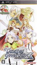 [FROM JAPAN][PSP] Tales of Phantasia: Narikiri Dungeon X [Japanese]