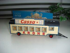 @ CIRCUS/ ZIRKUS KRONE @ Sahnestück - Preiser - Kassenwagen *CASSA* - 1/87