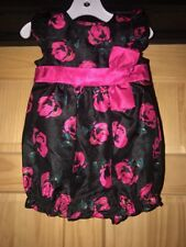 Gymboree girls Holiday Dress Up Romper size 6-12 Months NWT