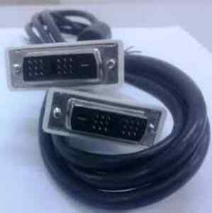 DVI-D Male to Male Digital Video Cable High Quality