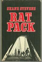 Rat Pack by Shane Stevens 1974 1st edition with Dust Jacket