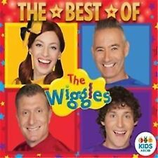 THE WIGGLES (THE BEST OF - GREATEST HITS CD SEALED + FREE POST)