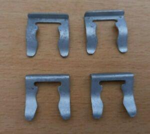 MGF MGTF REAR BRAKE HOSE/HANDBRAKE RETAINING CLIPS X 4 NEW GENUINE PART EJP7813A