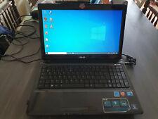 Portatil ASUS i5 750Gb a52j Windows 10 activado - COMO NUEVO