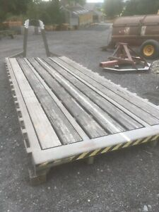 Ex Army Roll On Off Skip Flatbed Plant Body Hookloader Roro Choice Of 4