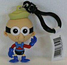 BARNACLE BOY Figural Bag Clip Nick Spongebob Squarepants Series 3 Keychain CHASE