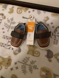 Carter's Infant Boy Shoes Size 3