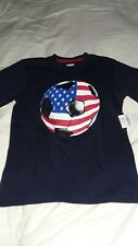 Gymboree 4T New with Tags Soccer Tee