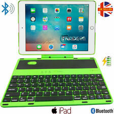 Wireless Bluetooth Keyboard With Swivel Rotary Case Cover For Apple ipad 2 9.7""