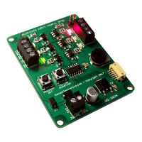 Model Railroad Traffic Signal Light Controller - Z, N, HO and O Compatible