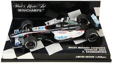 Minichamps Minardi Showcar 2004 - Zsolt Baumgartner 1/43 Scale
