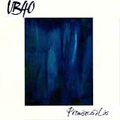 UB40 Promises and Lies CD