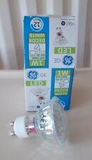 Energy savings bulb 1 Watt LED GE Decor White