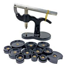 Einpresswerkzeug Gehäuseschließer Uhrendeckelpresse
