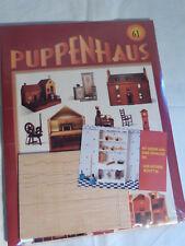 Maßstab 1:12 Spielhaus OVP NEU Del Prado Puppenhaus rote Serie Heft 69