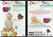 Smart Baby - Colours NEW DVD child education learn early learning