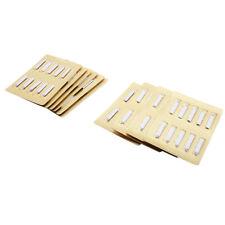 100Pcs/Box 14 Pins Manual Permanent Tattoo Needles Eyebrow Microblading Blades