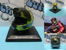 Helmet, casco, Max Biaggi (Italian)   AGV Quasar   Moto GP 1995   Altaya  1: 5