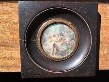 Gorgeous, Miniature Mythological Scene (XIX)