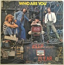 THE WHO 'WHO ARE YOU' REISSUE 2013 -180G VINYL LP - NEW / SEALED