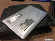 128 MB usbcard Pro de Freecom en formato de tarjeta de crédito, 22894, Stick USB, USB-Card