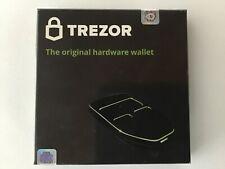 Trezor Hardware Wallet BTC +1000 other cryptos - Authentic White - FREE SHIPPING