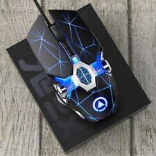 Professional Mechanical Gaming Wired Silent 3200DPI 7 Buttons Gamer Laptop Mouse