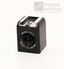Slave Trigger for Hot Shoe Flash / Optical Wireless  (w/ Sync Socket) mini-cell
