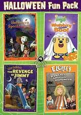 Kids Halloween 4-Pack,New DVD, Not Available, Not Available