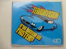 TERRORVISION - D'YA WANNA GO FASTER CD 2. 2001. BTFLYX0007