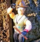 SGT SLAUGHTER BATON 'ONLY' 1986 GI Joe Repro 3D printed Custom  part Not Vintage