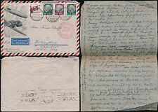 Used George V (1910-1936) Air Mail European Stamps