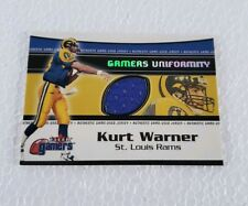 2000 Fleer Gamers Uniformity #33 Kurt Warner