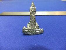 vtg badge blackpool tower souvenir tourist tourism music entertainment 1900s