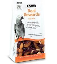 Zupreem REAL REWARDS TRAIL MIX LARGE BIRD TREATS natural parrot food 6oz