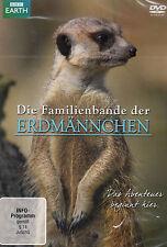 DVD NEU/OVP - Die Familienbande der Erdmännchen - Das Abenteuer beginnt hier