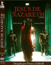 Jesus Of Nazareth / Jesus De Nazareth DVD NEW 2 Disc SET , English Audio