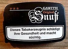 20 x 10g Gawith Original (Apricot) Snuff von Pöschl  Schnupftabak