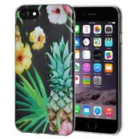 Soft Gel Premium TPU Graphic Skin Case Cover for Apple iPhone 6 6s -  Tropical